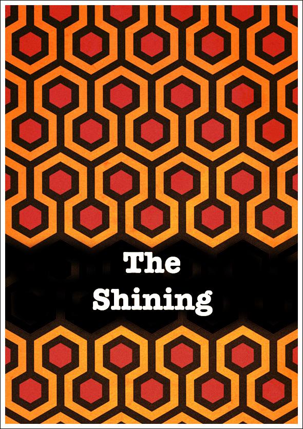 The Shining Minimalist Movie Poster By CarlitoJay On