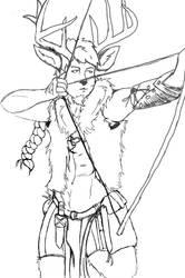 Archer Satyr