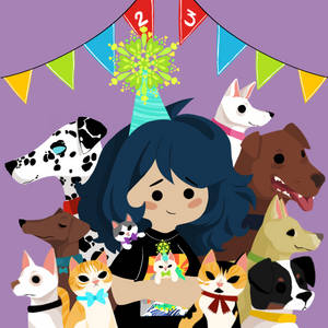 BD Me ft. All the animals that cure my depression.