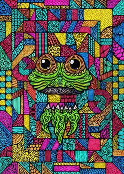 Blackbook - Hover Frog