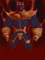 Thanos of Titan by Capnchef