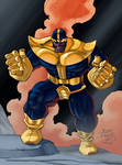 Casey Jones Thanos