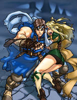 David Grier's Rondo of Blood by Capnchef