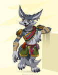 Commission, vulpera race, World of Warcraft