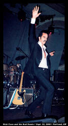 Nick Cave - Stealing My Soul by kamikazequeer