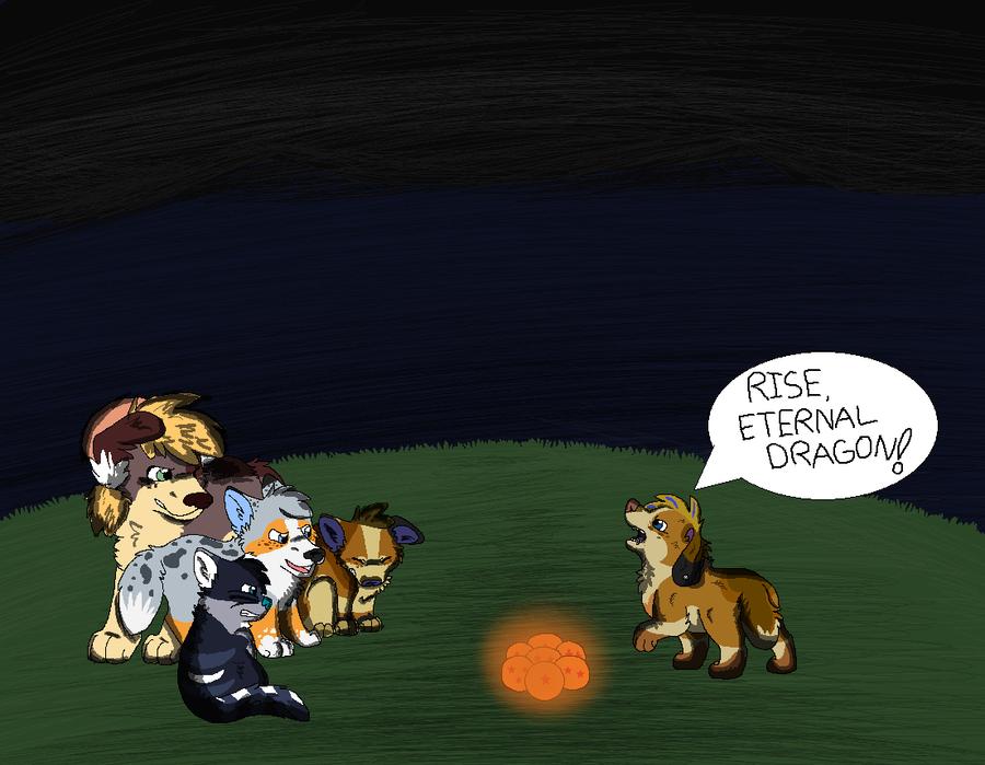 Dragonballs by Fuchsianess