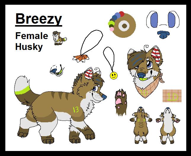 BreezyUh by Fuchsianess