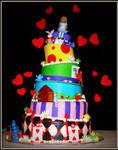 Alice in Wonderland: CAKE
