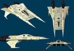 Buck Rogers 25th Starfighter