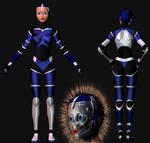 Updated Robotgirl
