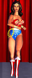 Contestant 7 Miss Superheroine by Gustvoc