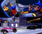 Batgirl Surveillance