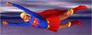 Supergirl Patrol
