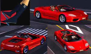 Ferrari Modena Update