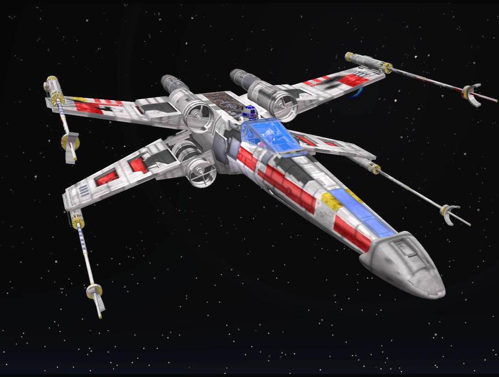 Uncategorized Luke Skywalker Ship luke skywalker x wing fighter by gustvoc on deviantart gustvoc