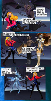 Magic Girl Adventures page 13