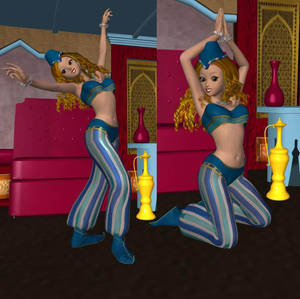 Dance Genie