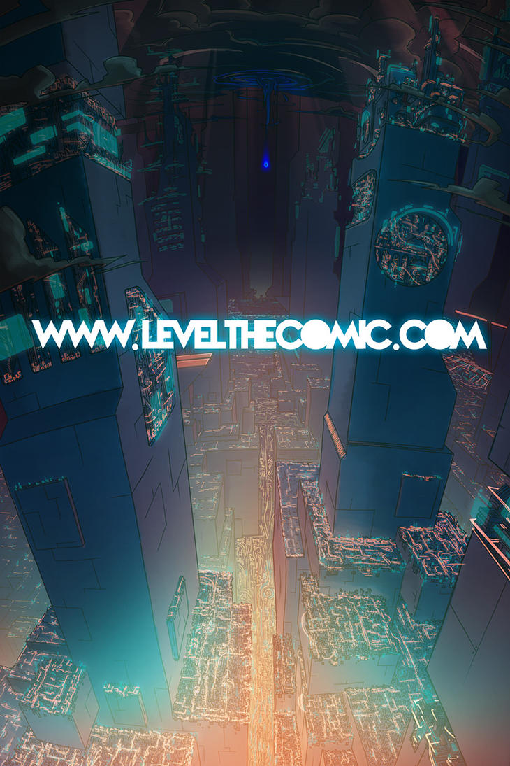 www.leveLtheComic.com by unleveLedNate