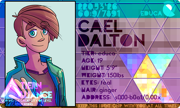 Cael Dalton