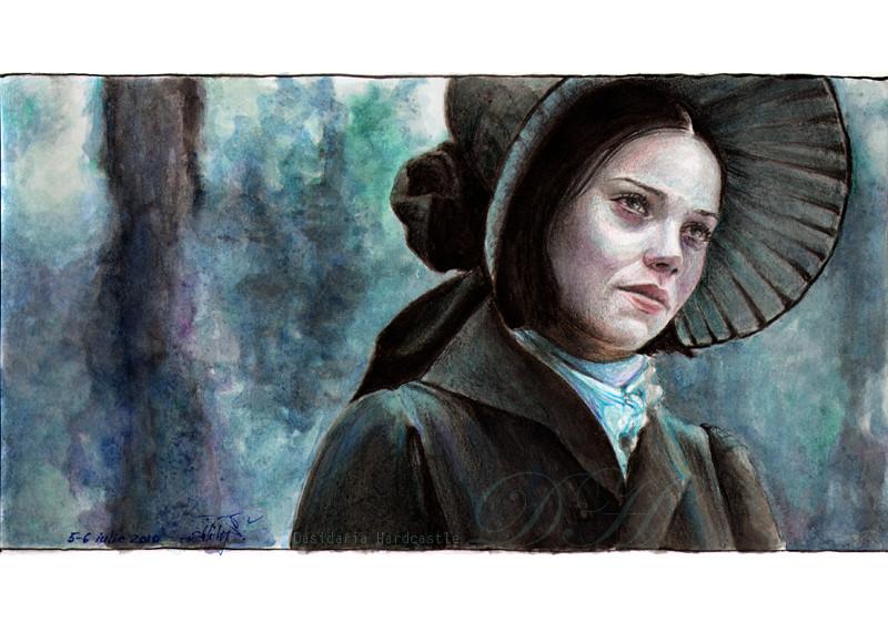 Fanny Brawne by dasidaria-art