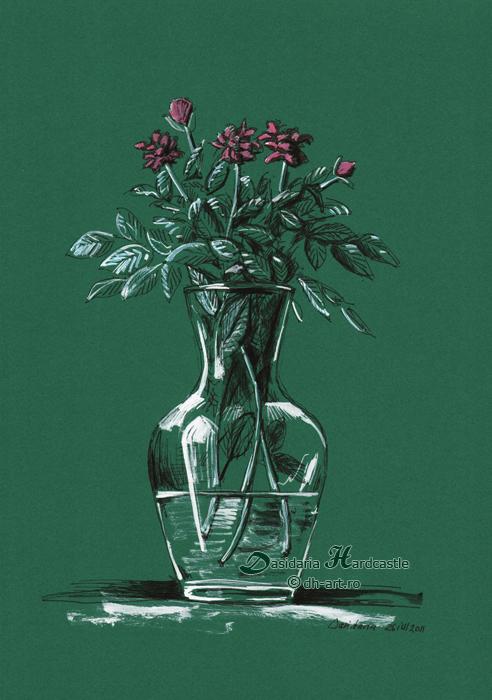 Five of a kind by dasidaria-art