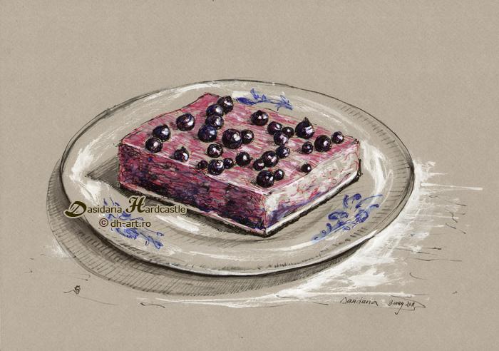 Piece of cake by dasidaria-art