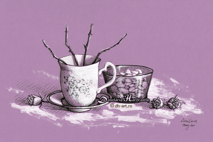 Pots by dasidaria-art