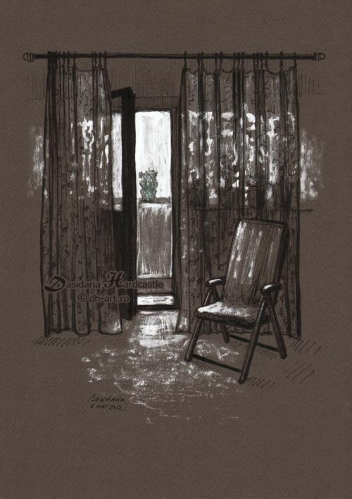 Inside by dh6art