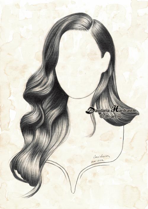 Retro curls by dasidaria-art
