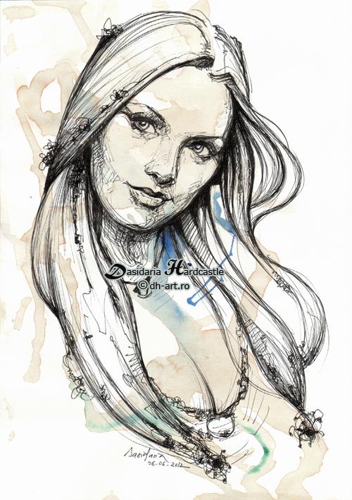 Lora by dasidaria-art