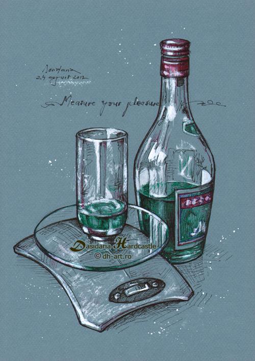 Measure your pleasure by dasidaria-art