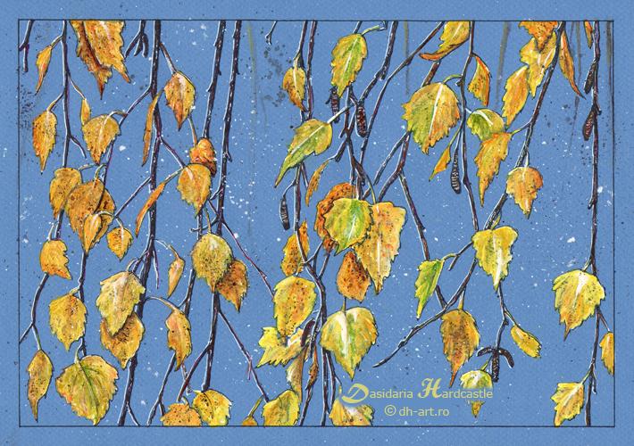 Remembering last fall by dasidaria-art