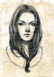 Mlle. Marie by dasidaria-art