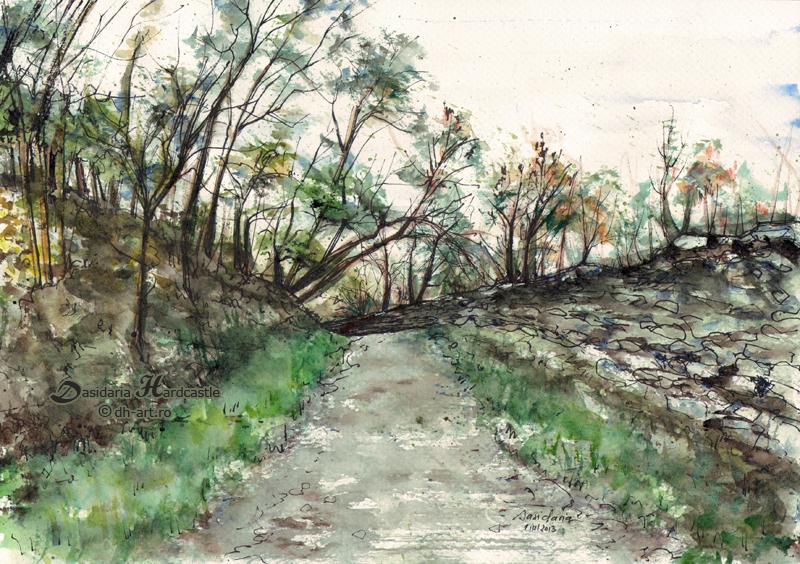 Path by dasidaria-art