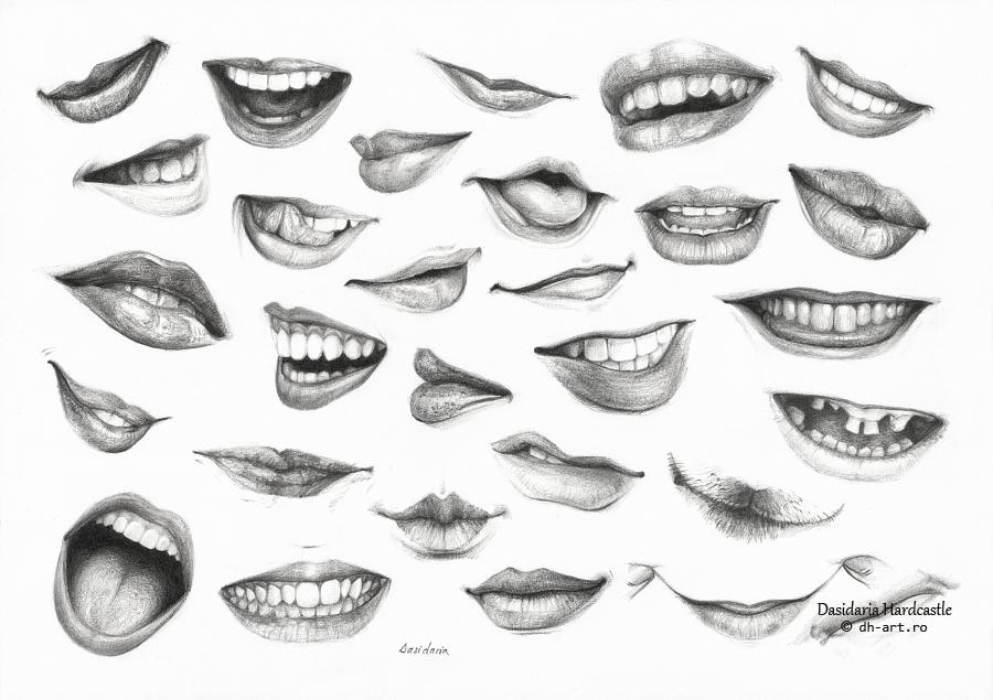 Smiles by dasidaria-art