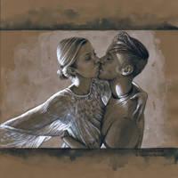 Two by dasidaria-art
