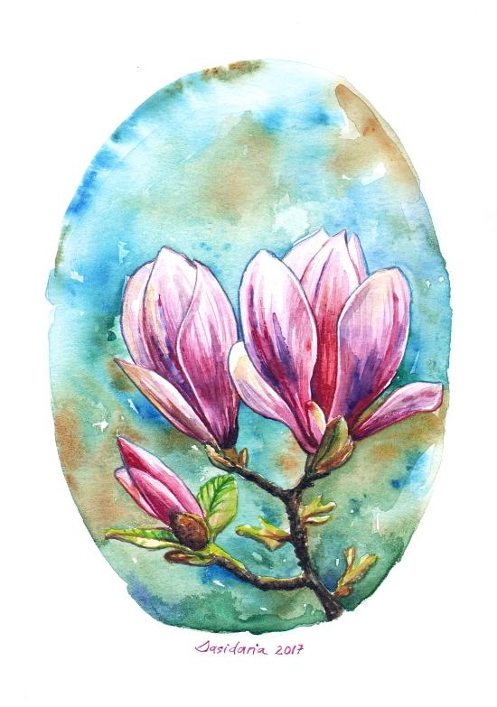 Springtime ii by dasidaria-art
