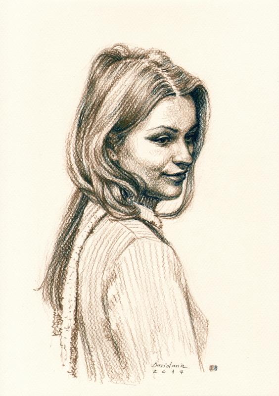 Doris by dasidaria-art