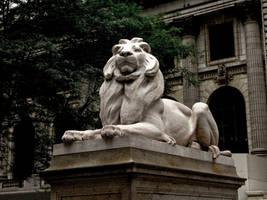Lion of Stone