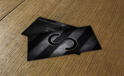 Business Cards by Passager-Noir