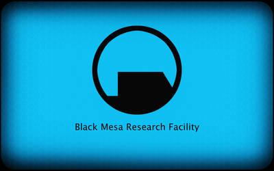 Black Mesa by Passager-Noir