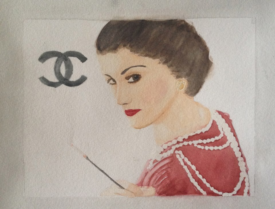 coco chanel research paper outline