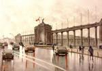 Princess Gate, Toronto by Xandyclause