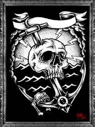 coffin by meandpopswindle