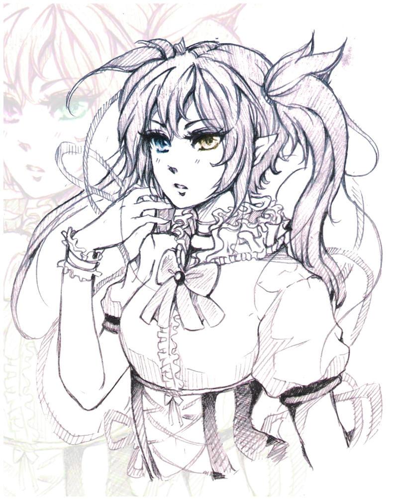 Com: NoriNatsu by Doodl3z