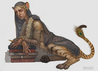 Sphinx Concept by nimoda