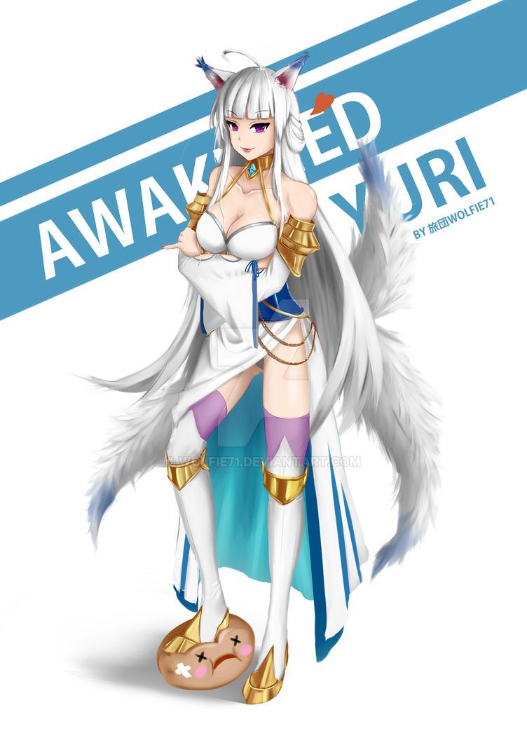 Awakened Yuri  Fan Art - Seven Knight by Wolfie71