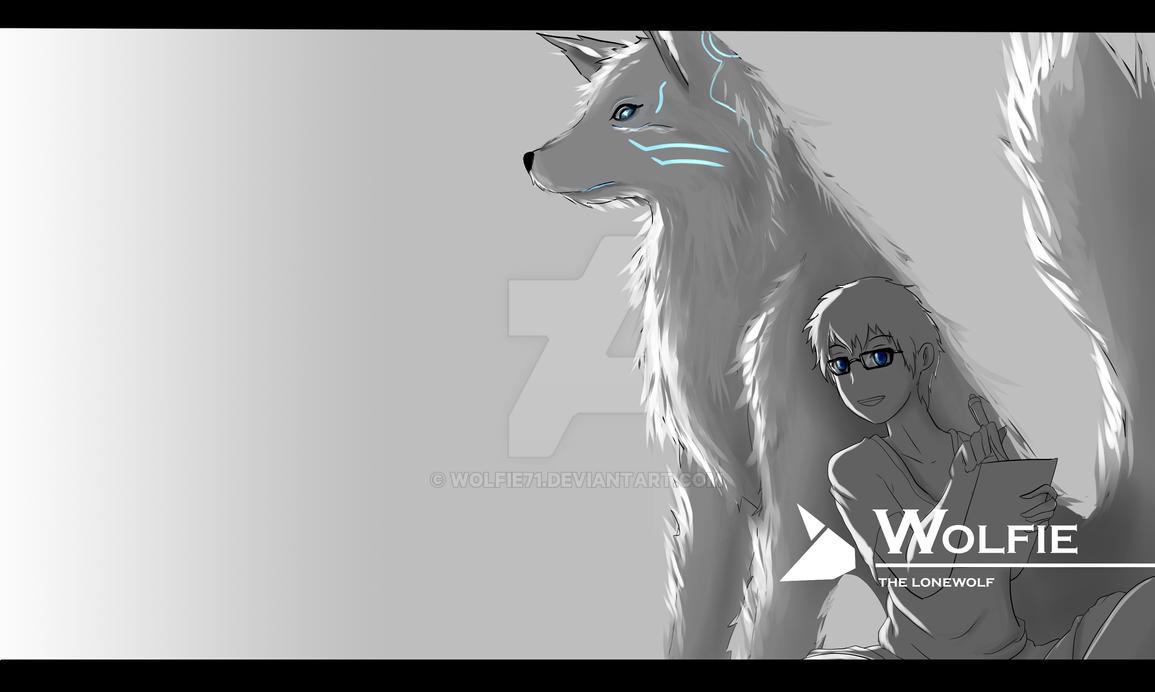 Wolfie Artwork by Wolfie71