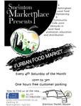 Sneinton Food Market concept poster 2 by matt-adlard