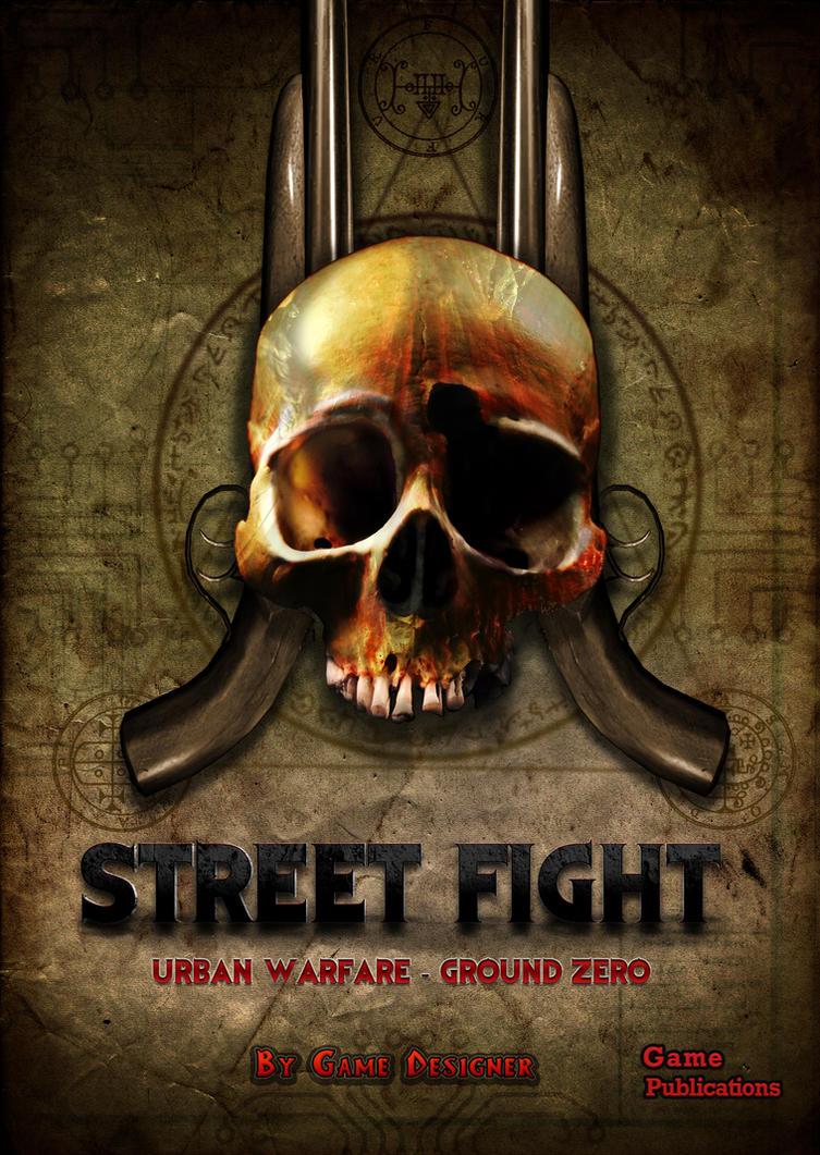 Street-fight-V2 by matt-adlard